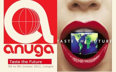 International Trade Fair Anuga 2013