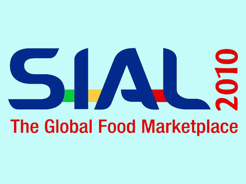 Exhibition Sial 2010 – Paris France