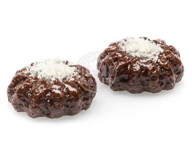 Γεμιστό με Σοκολάτα - Σιροπιαστά Σάκης
