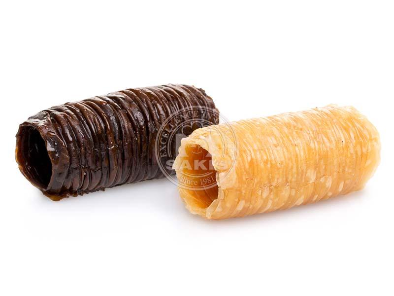 Saragli Shell & Saragli Cocoa Shell - Siropiasta Sakis