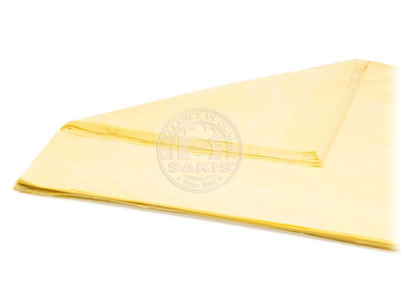 Phyllo Dough (Yellow) - Siropiasta Sakis