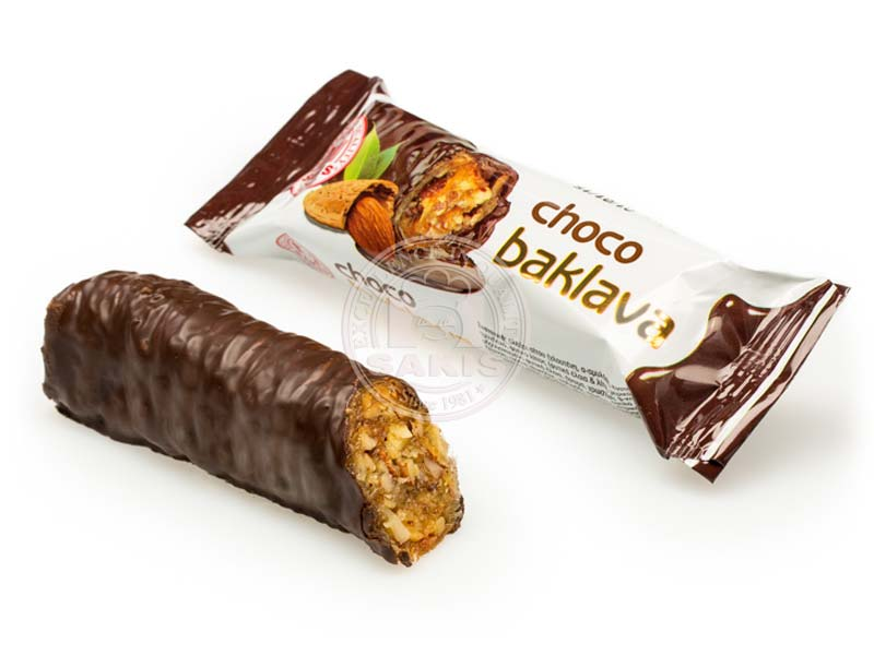 Choco Baklava - Siropiasta Sakis