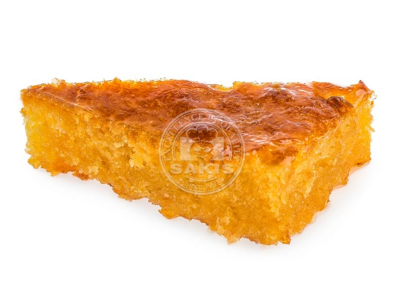 Orange pie - Siropiasta Sakis